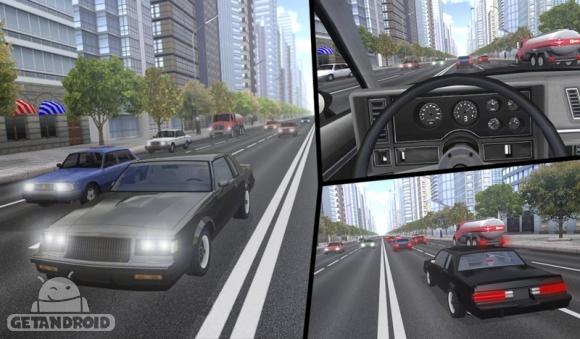 1437168750 highway racer 1 دانلود Highway Racer 1.23   بازی اتومبیلرانی در اتوبان برای اندروید