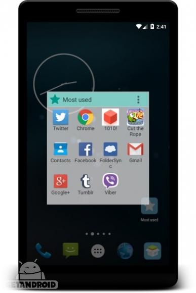 دانلود Glextor App Mgr & Organizer 5.14.0.410 نرم افزار مدیریت برنامه های اندروید