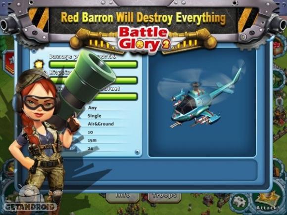 دانلود Battle Glory 2 v4.06 – بازی آنلاین استراتژیک بتل گلوری 2 اندروید