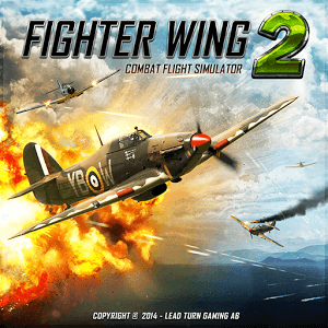 FighterWing 2 Flight Simulator icon
