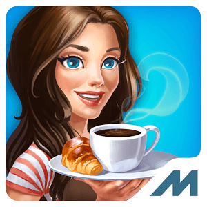 Coffee Shop: Cafe Business Sim icon