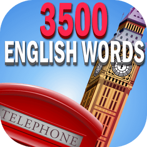 3500 English Words icon
