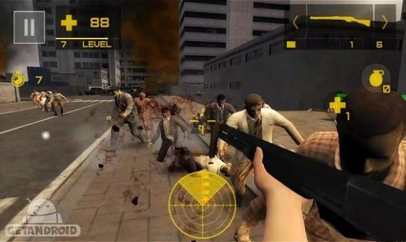 دانلود Zombie Defense: Adrenaline 2.14 بازی دفاع زامبی: آدرنالین اندروید