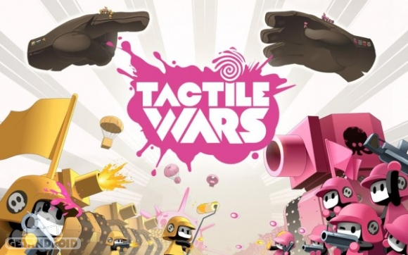 دانلود Tactile Wars 1.7.2 – بازی استراتژیک آنلاین جنگ های لمسی اندروید