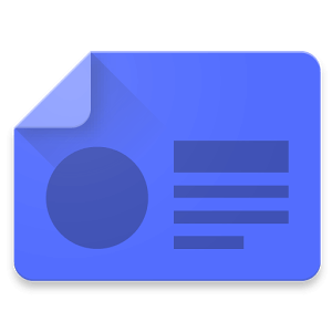 Google Play Newsstand icon