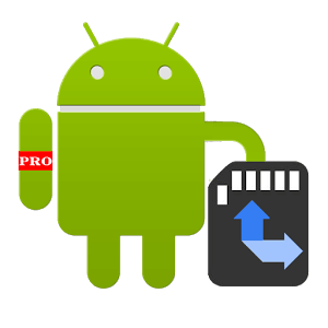 move app to sdcard pro icon