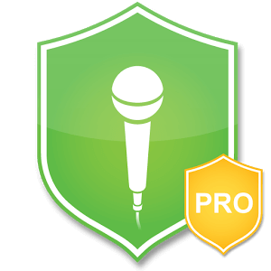 Mic Block -Call speech privacy icon
