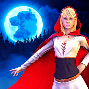 Red Riding Hood (full) icon