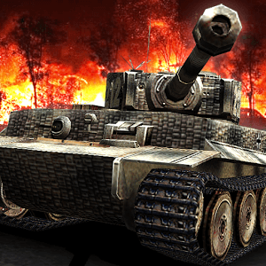 Armored Aces - 3D Tanks Online icon