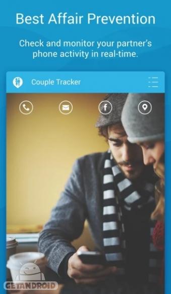 دانلود Couple Tracker v1.62 کنترل موبایل همسر و فرزندان در اندروید