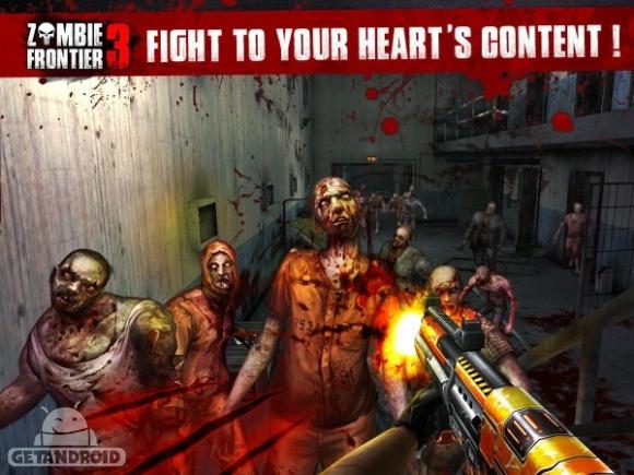 دانلود Zombie Frontier 3 v1.80 بازی منطقه زامبی ها 3 اندروید