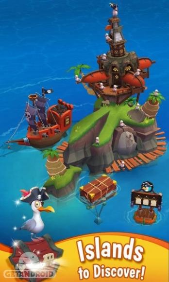 دانلود Paradise Bay 3.3.0.6050 بازی مزرعه داری خلیج بهشتی اندروید