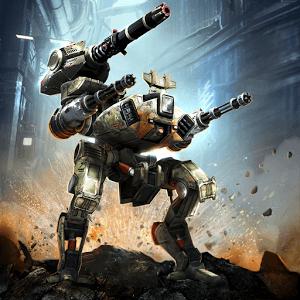 دانلود Walking War Robots 2.6.2 بازی نبرد روبات ها اندروید