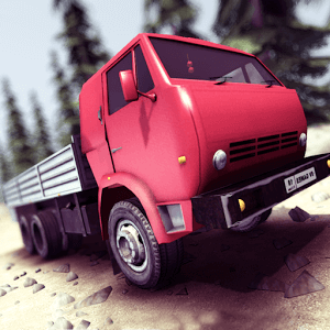 دانلود Truck Driver crazy road 1.2.010 بازی رانندگی با کامیون اندروید
