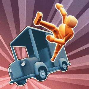 دانلود Turbo Dismount 1.25.0 - بازی جالب شبیهساز تصادف برای اندروید