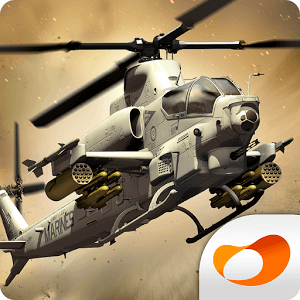 GUNSHIP BATTLE: Helicopter 3D APK