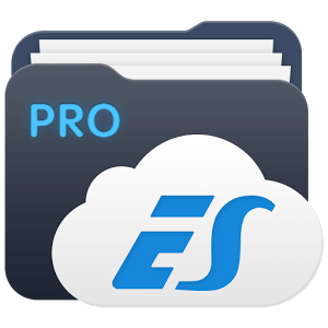 ES File Explorer Pro icon