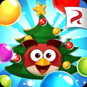 دانلود Angry Birds POP Bubble Shooter 2.22.0 بازی انگری بیردز استلا پاپ اندروید