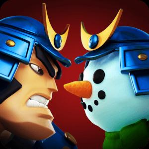 دانلود Samurai Siege 1374.0.0.0 - بازی استراتژیک تخت سامورایی برای اندروید