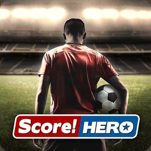 دانلود اسکور هیرو Score! Hero 1.45 بازی فوتبال جدید اندروید