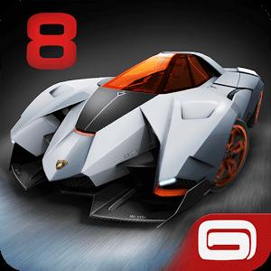 دانلود Asphalt 8: Airborn 3.4.0k – بازی آسفالت ۸ برای اندروید
