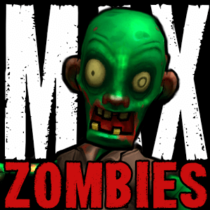Max Bradshaw: Zombie Invasion icon