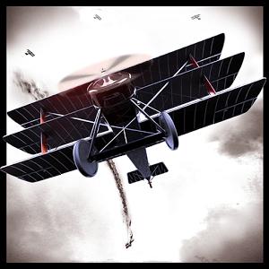 دانلود Ace Academy: Black Flight 1.2.13 بازی هواپیمای جنگی قدیمی اندروید