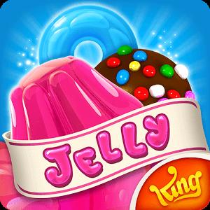 دانلود Candy Crush Jelly Saga 1.41.10 بازی کندی کراش جلی ساگا اندروید