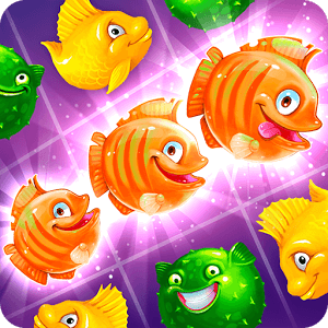 Mermaid puzzle icon