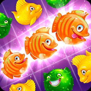 دانلود Mermaid puzzle 1.9.6 بازی پازلی پری دریایی اندروید