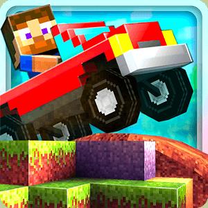 دانلود Blocky Roads 1.3.4 بازی مسابقه ای مسیرهای بلوکی اندروید