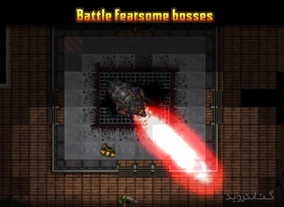 بازی Templar Battleforce RPG 2.6.7 بازی نقش آفرینی نیروی معبد اندروید