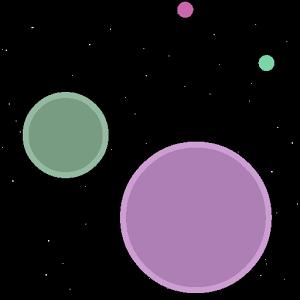 دانلود Nebulous 2.1.9.2 بازی خوردن دایره های اندروید