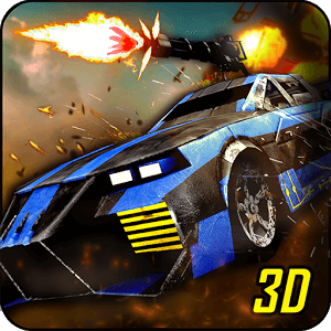 Death Racing Fever: Car 3D icon