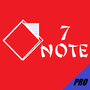 7NOTE PRO icon