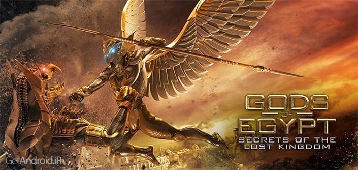 دانلود Gods Of Egypt Game 1.1 بازی فرمانروایان مصر اندروید