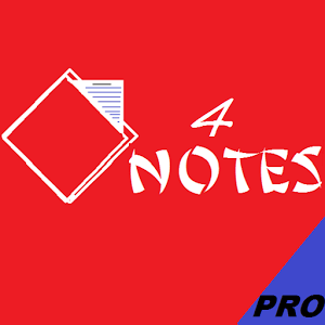 4NOTES PRO icon