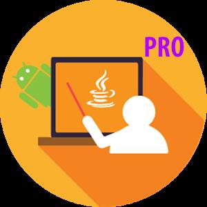دانلود Learn Android Java Pro v1.4 نرم افزار آموزش برنامه نویسی اندروید