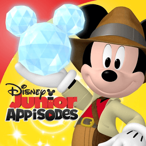 Crystal Mickey icon