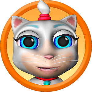 My Talking Kitty Cat اندروید APK
