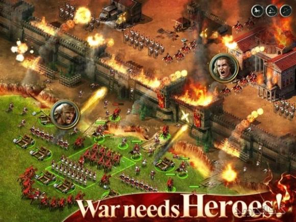 دانلود Age of Kings 2.20.0 بازی عصر پادشاهان اندروید