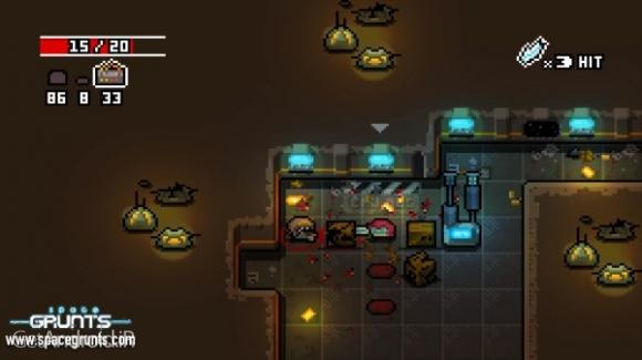 دانلود Space Grunts 1.7.1 بازی گروه فضایی اندروید
