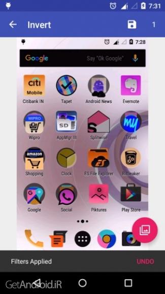 دانلود Screenshot Capture 2.4 Premium برنامه گرفتن اسکرین شات از صفحه گوشی اندروید