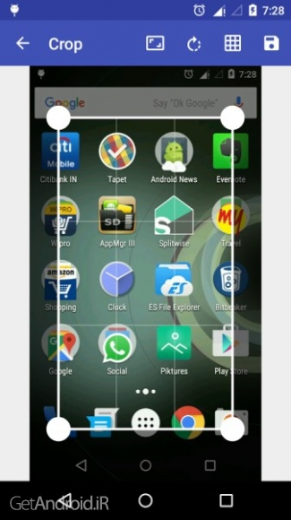 دانلود Screenshot Capture 3.0.9 Premium برنامه گرفتن اسکرین شات از صفحه گوشی اندروید