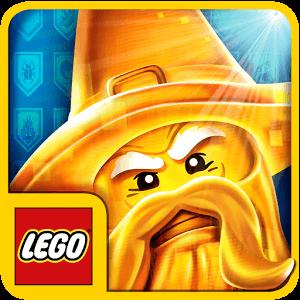 دانلود LEGO® NEXO KNIGHTS™:MERLOK 2.0 v3.0.0 بازی لگویی شوالیه های نکسو اندروید