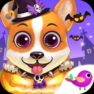 دانلود Pet Salon: Halloween v1.0 (Full) 1.0 بازی سالن زیبایی حیوانات: هالووین اندروید