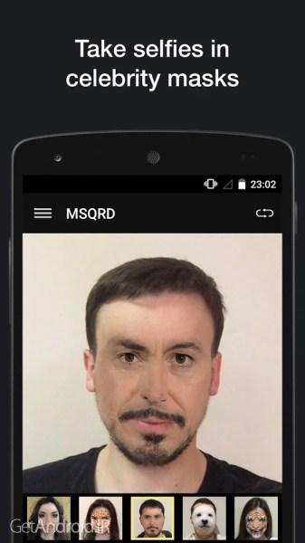برنامه تغییر چهره برای تبلت