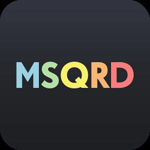 دانلود ام اس کیو آردی MSQRD 1.8.1 برنامه ساخت کلیپ سلفی و تغییر چهره اندروید