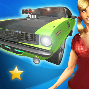 Fix My Car: Classic Muscle 2 icon