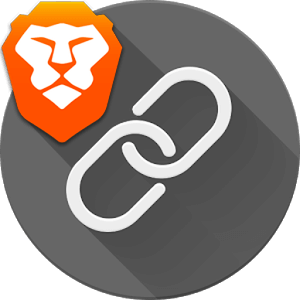 Brave Browser - Link Bubble icon